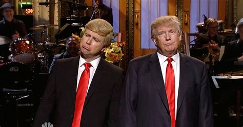 where does trump live trump dances tweets ridicules himself on snl ny