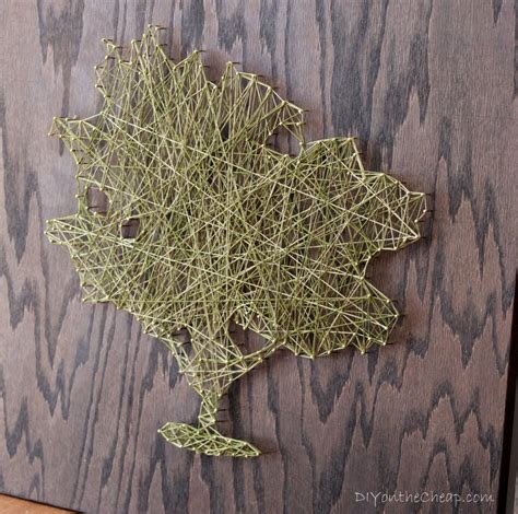 Tree String - diy tree string erin spain