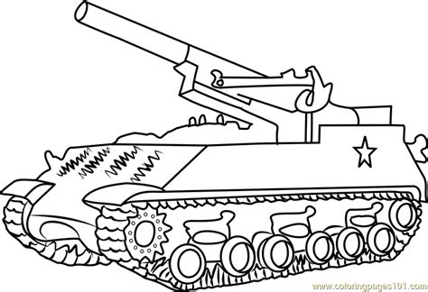 army tank coloring pages to print m43 army tank coloring page free tanks coloring pages