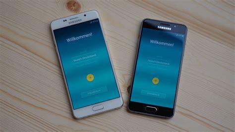 Samsung A5 A3 samsung galaxy a3 und a5 2016 im vergleich maxwireless de