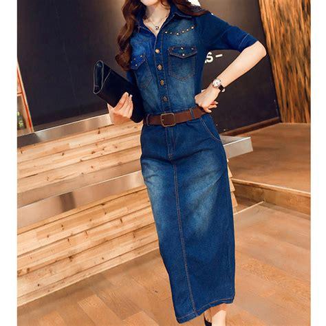 Maxy Denim Rina Original 1 womens denim shirt dress with original pictures playzoa