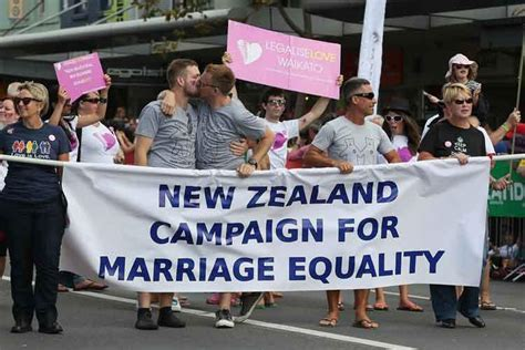 Marriage Records Nz New Zealand S Marriage Bill Passes Second Reading With