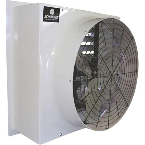 schaefer fans for sale 48 quot schaefer belt drive exhaust fan ffm485g1 agri sales inc