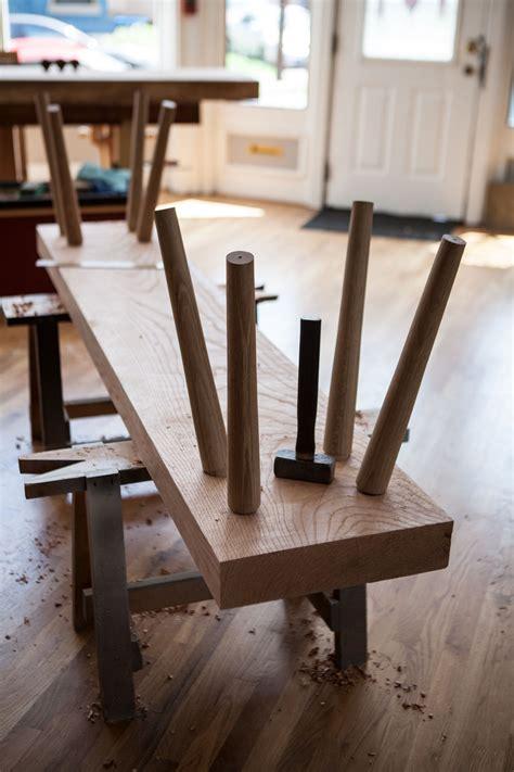 roman workbench build  lost art press