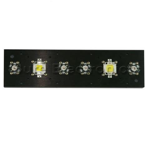 Banjari Almunim Cor 8 Inchi 8 inch black aluminum alloy heat sink for leds australia