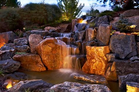 pond and waterfall co photo gallery landscaping network