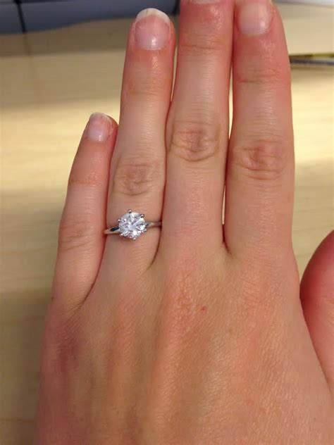 5 Rings For Your Pretty Fingers by Wedding Band To Go With High Setting