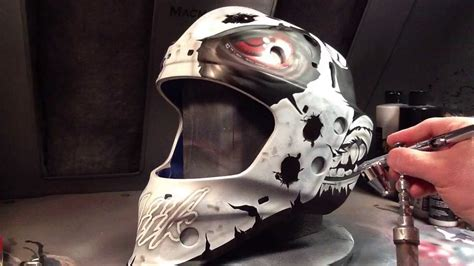 goalie mask painting template airbrush painting goalie mask time hockey