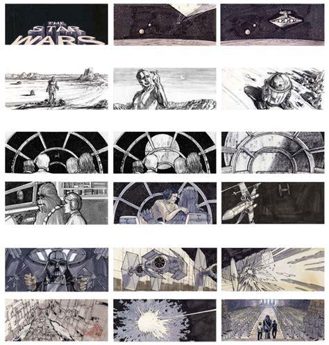 storyboards from ten popular films 171 twistedsifter