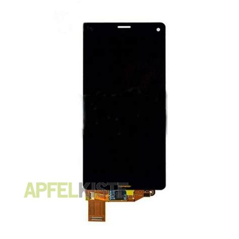 Lcd Z3 Compact xperia z3 compact lcd digitizer front schwarz