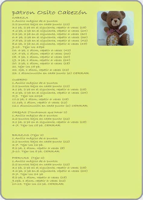 no pattern en espanol m 225 s de 25 ideas 250 nicas sobre amigurumi patrones gratis en