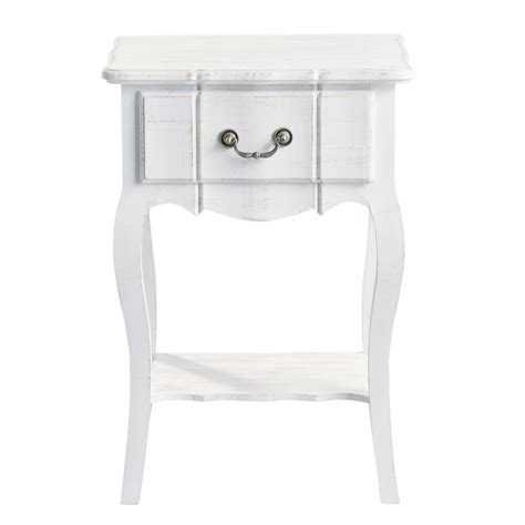 Table Chevet Blanche by Table De Chevet Josephine