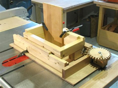 wkw fingerjoints by wood tech tooling woodwork finger joint jig pdf plans