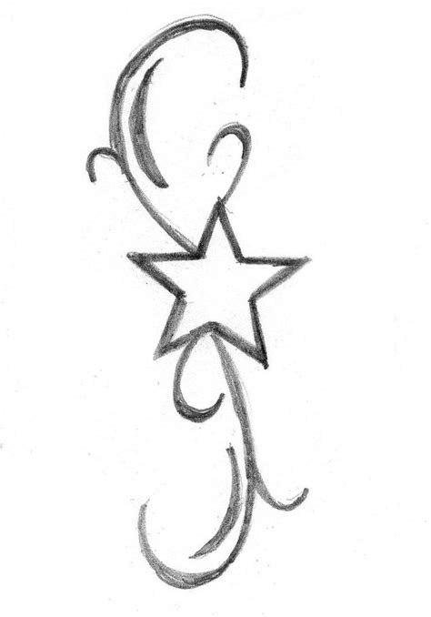 tattoo simple symbols tattoo art designs star tattoo design by