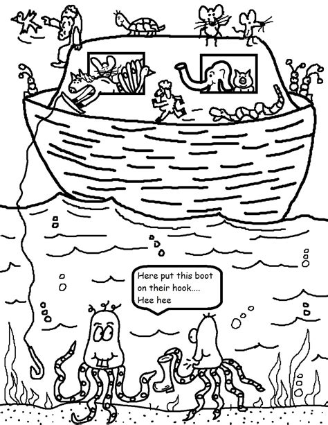 Noahs Ark Coloring Pages Noah S Ark Coloring Pages by Noahs Ark Coloring Pages