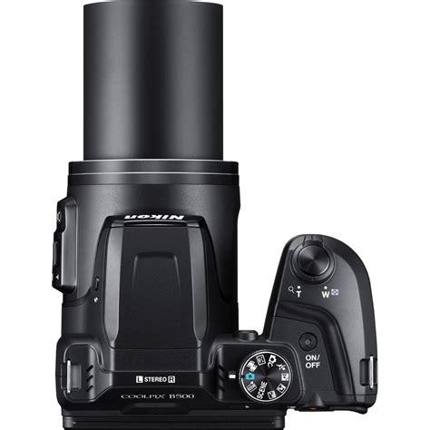 Kamera Kogan Wifi 16mp Bluetooth Shutter nikon coolpix b500 16mp digital black 2016 au