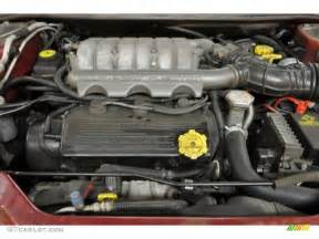 Chrysler Engine 1997 Chrysler Sebring Jxi Convertible 2 5 Liter Sohc 24