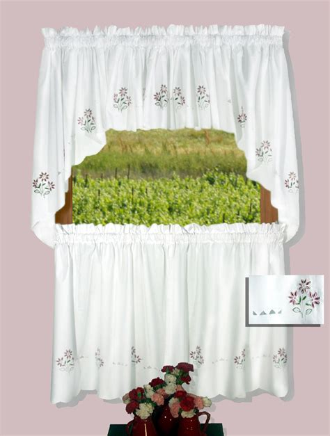Kitchen Curtains Clearance Designer Kitchen Curtains Thecurtainshop