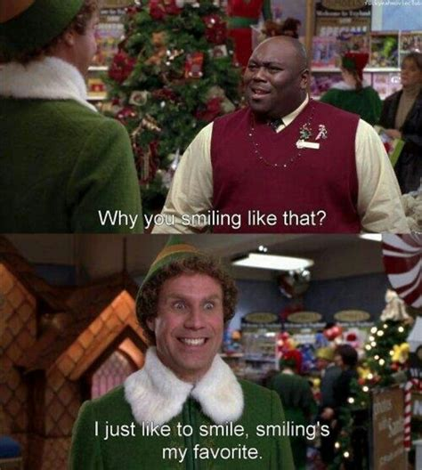 elf haha  reminds      funny christmas movies christmas  quotes