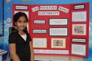 3rd grade ideas green elementary school science fair inspires student