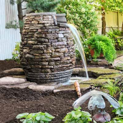 garden fountain readers clever upgrade ideas that wowed