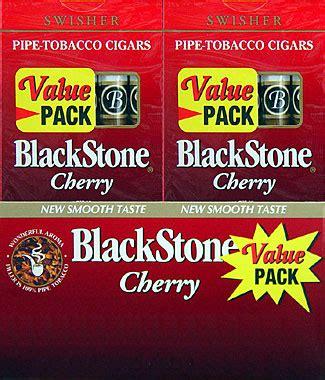 Petes Pipes Detox by Blackstone Cherry Cigars Value Pack 20 5pks