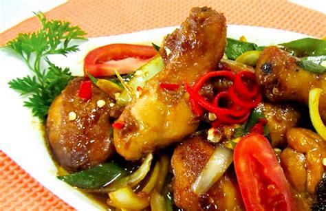 resep ayam kecap pedas bumbu bango ala resto resep hari