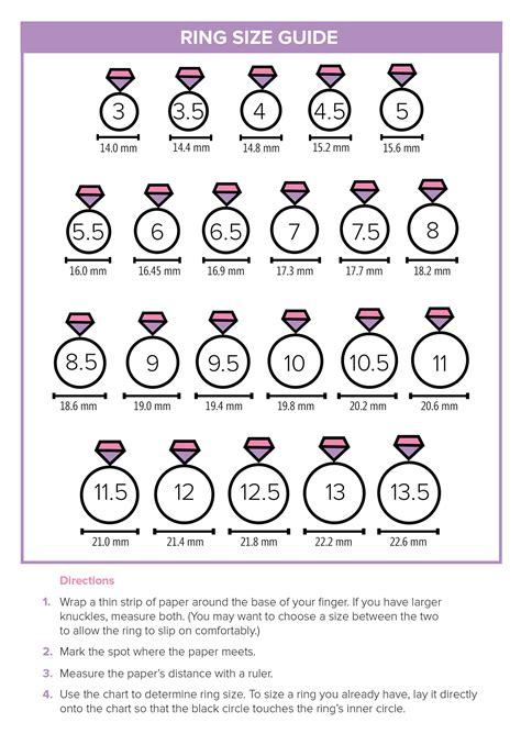 printable ring sizer guide ring doesn t fit here s the easiest way to find your size
