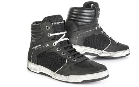 stylmartin atom shoes cycle gear