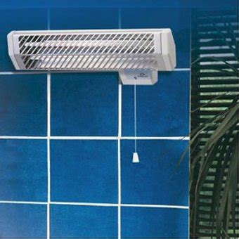 chauffage infrarouge salle de bains dans s 232 che serviette