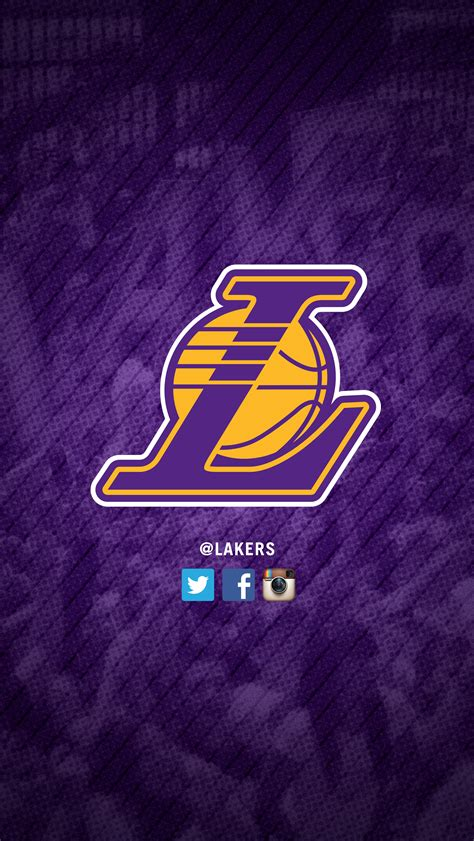 wallpaper for iphone nba lakers mobile wallpapers los angeles lakers
