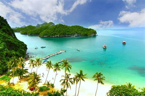 koh samui thailand tourism  travel guide top places
