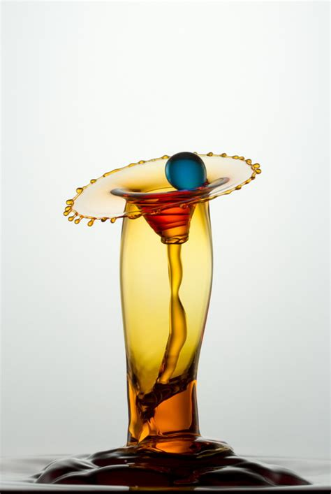 Drop By Drop Photography By Heinz Maier by Heinz Maier S Stunning High Speed Water Drop Photography