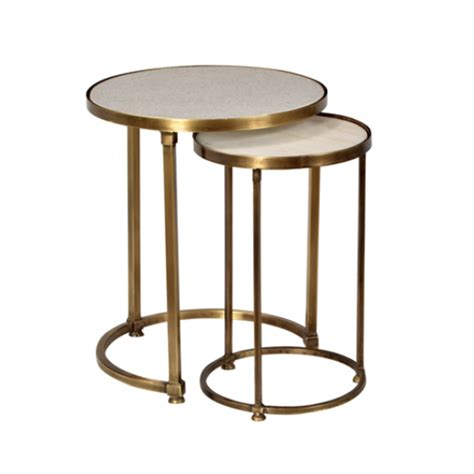marble top nesting tables marble nesting tables ocassional tables tables
