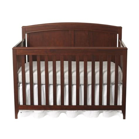 Summer Crib by Summer Infant Freemont Easy Reach 4 In 1 Convertible Crib