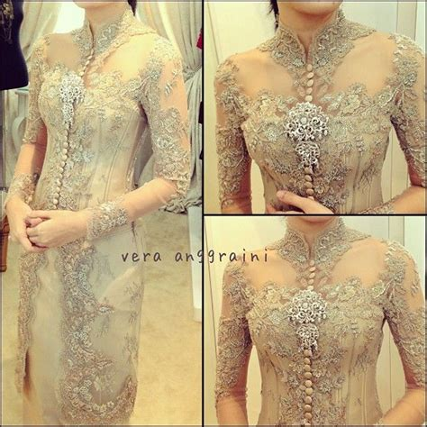 Kebaya Encim Modern Floy Dusty Pink kebaya inspiration garduation it