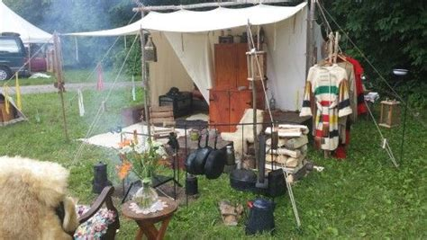salem tent and awning baker tent with lots of amenities scenes from our