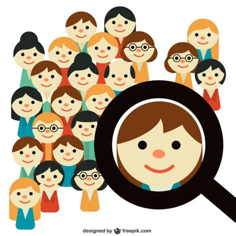 Peoples Search Free Search Vector Free
