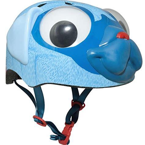 pug googly bell raskullz pugsley pug blue helmet with googly bikegeekzone