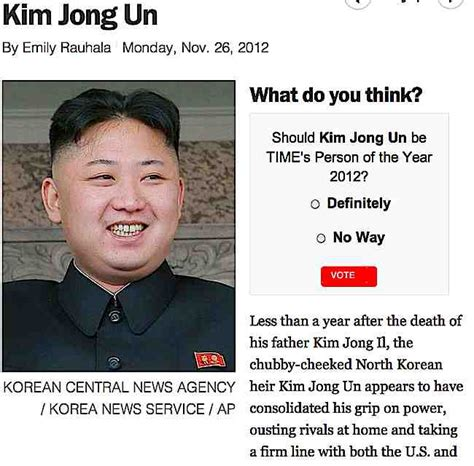 kim jong un sexiest man alive alternative asian news tv people s daily kim jong un
