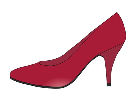 red house shoes ruby red slippers clip art at clker com vector clip art online royalty free