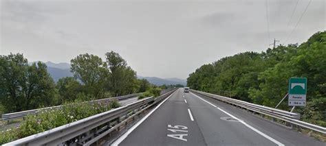 autostrada fiori rete autostradale tratte a5 quincinetto aosta sav a6