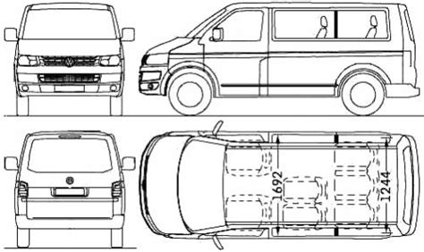 volkswagen caravelle dimensions the blueprints com blueprints gt cars gt volkswagen