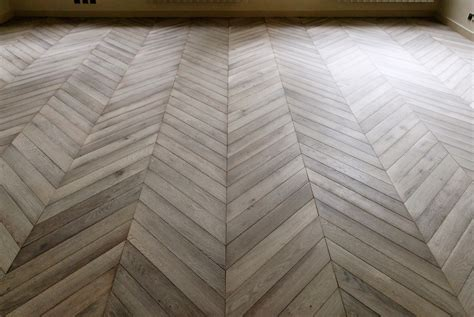 Pergo Vs Hardwood Floors oak flooring gray leached chevron parquets de