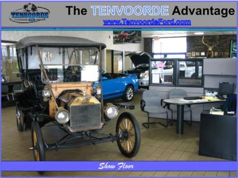 Tenvoorde Ford : St. Cloud, MN 56301 Car Dealership, and