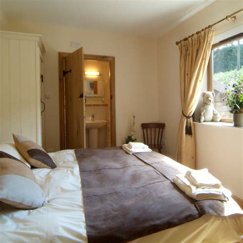 Cottage Bedroom by Self Catering Friendly Cottage Shropshire