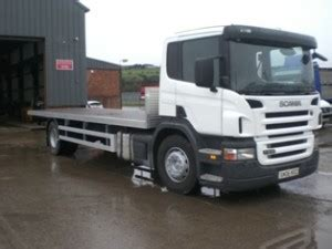 2008 scania p230 daycab p d commercials