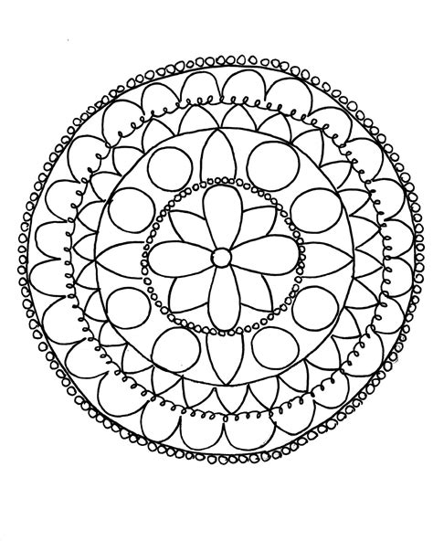 the artful mandala coloring book creative designs for and meditation the images collection of creative drawing ideas for