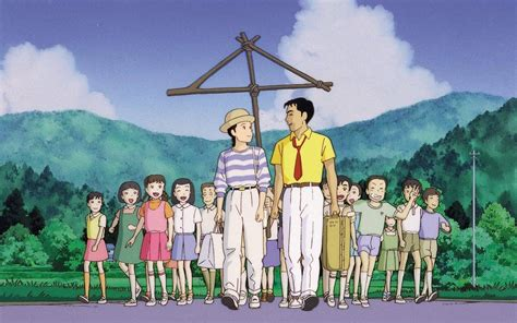 ghibli film only yesterday only yesterday all the anime