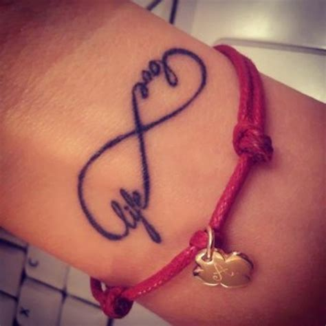 78 elegant love tattoos designs for your wrists